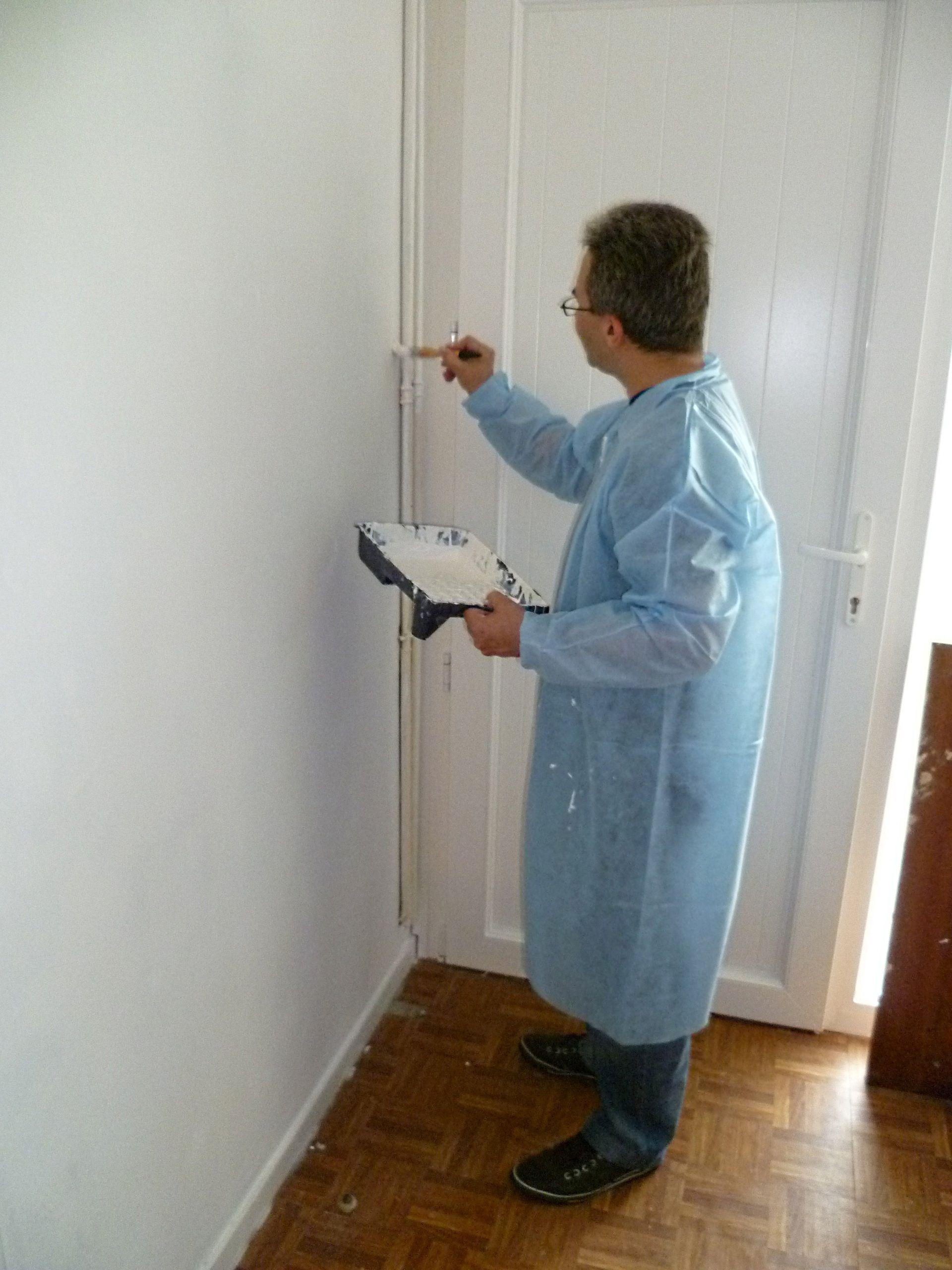 Peinture int rieure maison 1 for Peinture interieure maison
