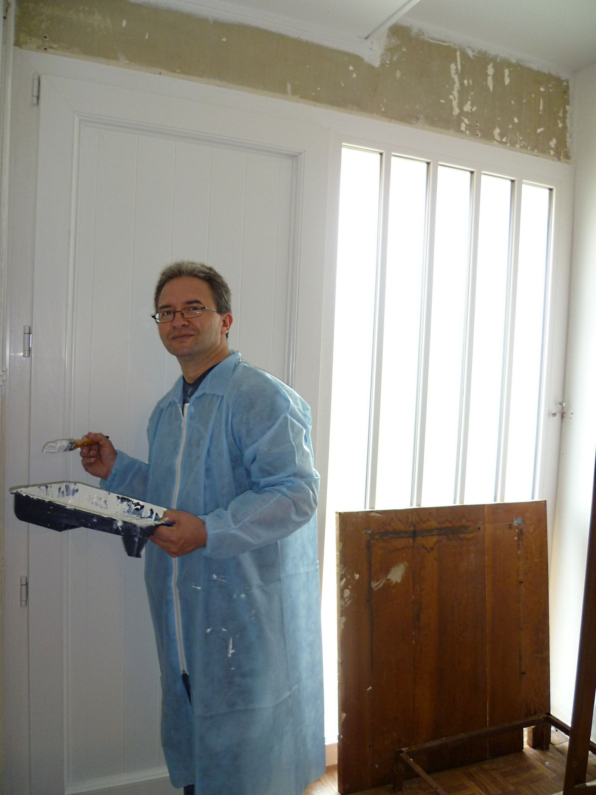 Peinture int rieure maison 2 for Peinture interieure maison